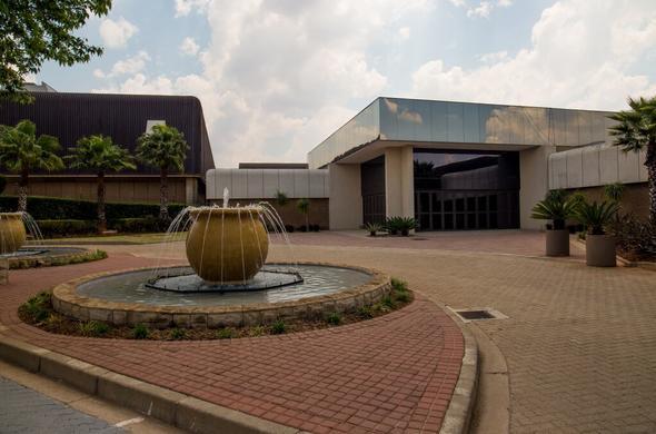 Expo Centre Johannesburg, Nasrec