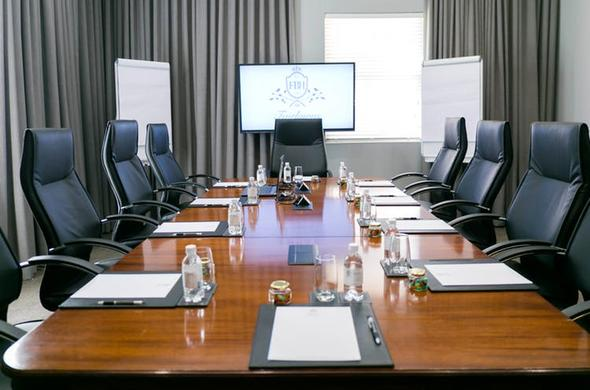 Boardroom at Fairlawns Boutique Hotel & Spa.