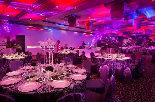Banquet Hall at Hilton Sandton,