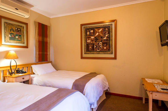 Greenway Woods Resort offer comfortable accommodation.