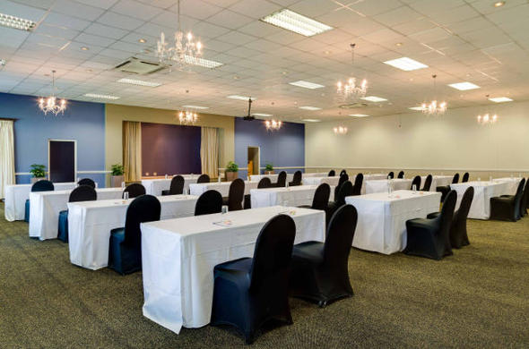 The King George is an ideal conference venue.